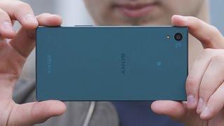 Первый обзор Sony Xperia Z5(При поддержке http://gbstore.ru Предзаказ на Sony Xperia Z5: http://gbstore.ru/xperia-z5 Почему линейка Sony Xperia Z стала похожа на HTC..., 2015-09-14T21:08:47.000Z)