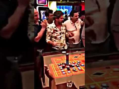 Roulette MEGA WIN €3 Million Spin in Monte Carlo Casino