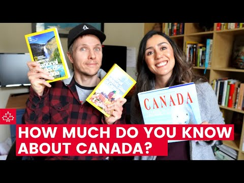 Explore Canada From Home! How Much Do You Know About Canada?