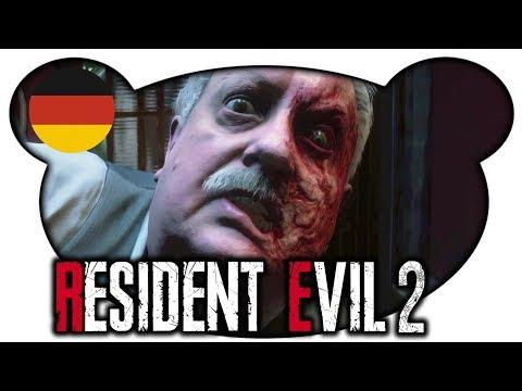 Schön saftig - Resident Evil 2 Remake Claire #07 (Horror Gameplay Deutsch)