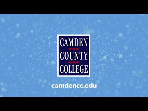Camden County College 2018 Holiday Card
