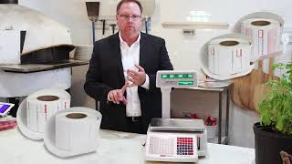 DL Series Price Computing Scales with Integral Printers Sales Training Video