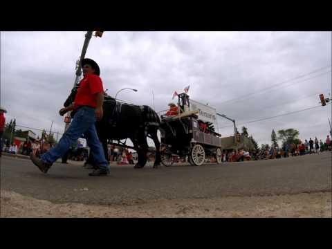 Canada Day Parade - Grande Prairie, AB