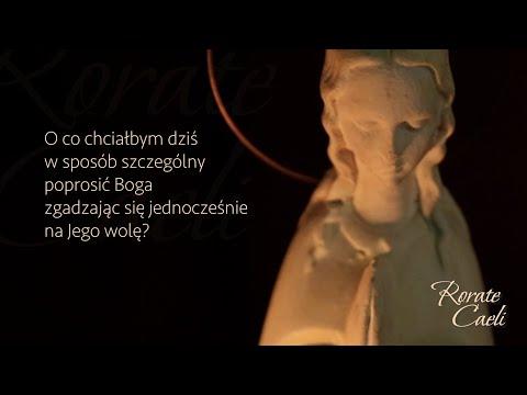 #RorateCaeli - wtorek, 22 grudnia - Magnificat jak Maryja