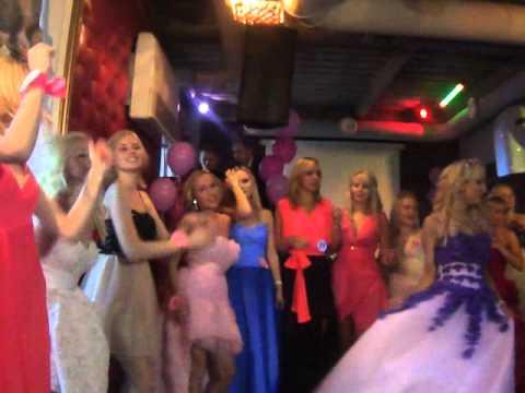 Мисс Блондинка 2015 : Танцы под Егора Крида в красивых платьях