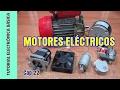 Tutorial #Electrónica Básica. Parte 22. Motores electricos