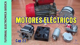 Tutorial-Electrónica-Básica-Parte-22-Motores-electricos