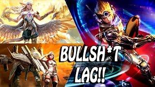 Vainglory Vox Wp Lane Casual Gameplay | Ep 140 | BULLSH*T LAG!!