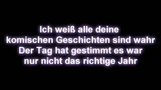 Prinz Pi - Du bist Lyrics.