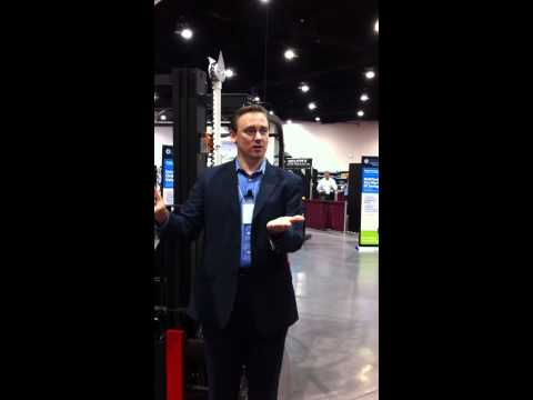 Toby Rush at 2010 CSCMP San Diego talking about Vi...