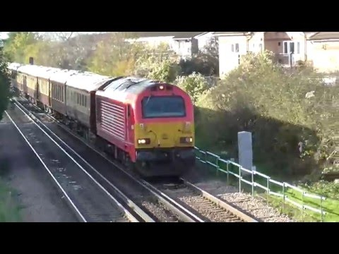 The Class 67 In Action