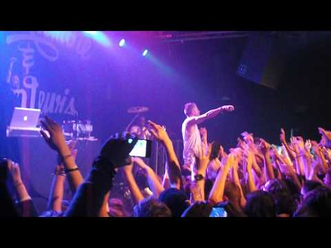 Macklemore & Ryan Lewis - The Heist Tour 17.09.2012 London KCLSU