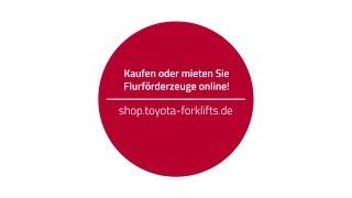 Video: Online Shop Toyota Material Handling Deutschland(Informieren Sie sich rund um die Uhr über unsere Qualitätsprodukte und bestellen Sie bequem Ihre nächsten Hubwagen, Scherenhubwagen oder ..., 2016-02-05T07:59:52.000Z)