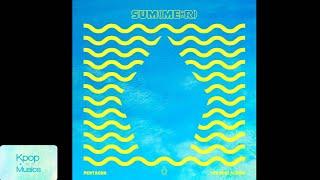 Pentagon (펜타곤) ('the 9th mini album'[sum(me:r)]) audio track list: 1. humph! (prod. giriboy (기리보이)) (접근금지) 2. fantasytic (판타지스틱) 3. su...