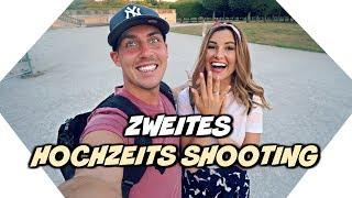 SHOOTING IM HOCHZEITSKLEID 😍| 18.08.2018 | DailyMandT