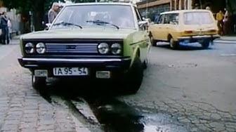 Fiat 131 Mirafiori DDR 1983
