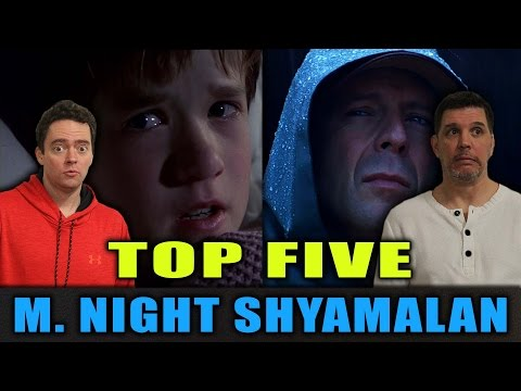 Top 5 M. Night Shyamalan Movies  Schmoes Know