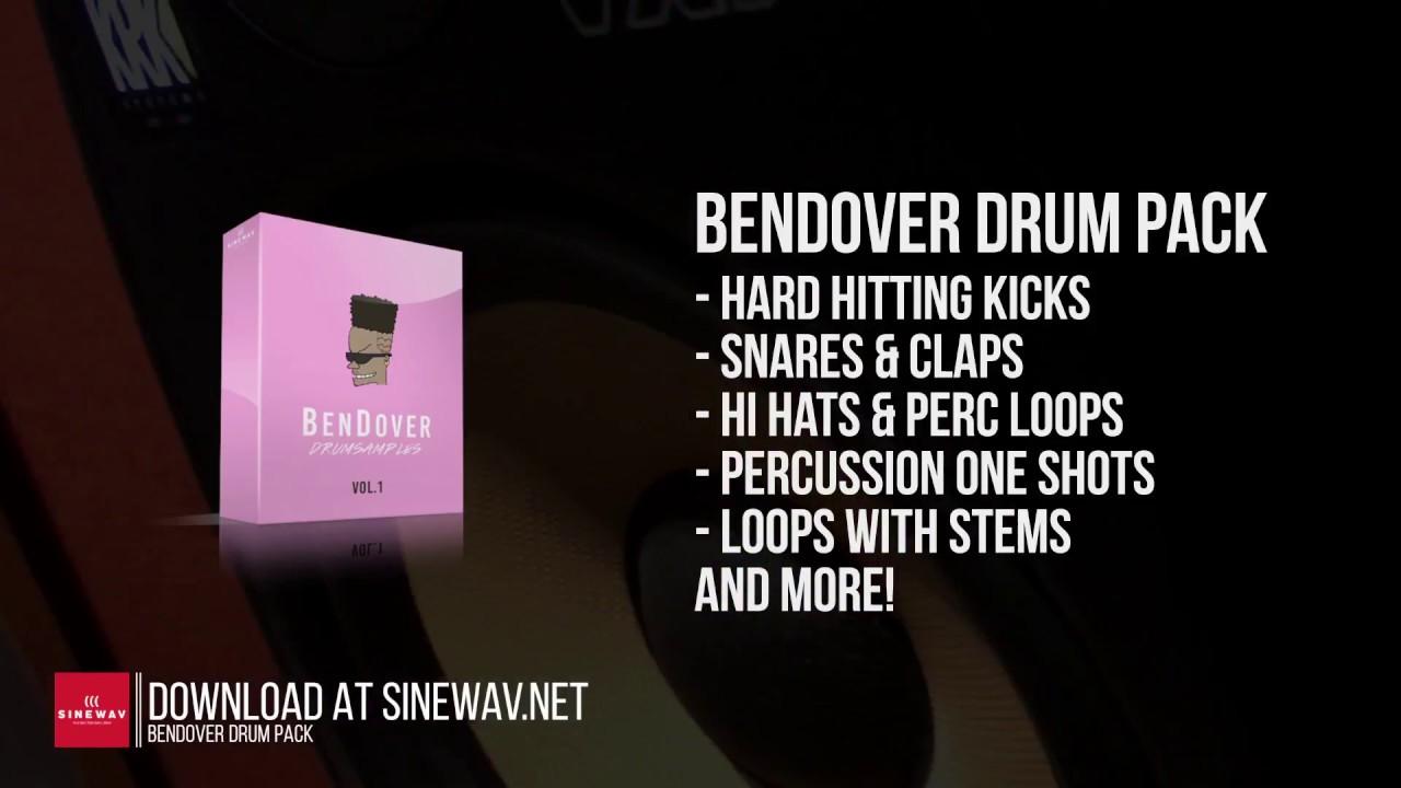 BenDover Drum Samples Pack Demo | Hip Hop, House, EDM Samples ...