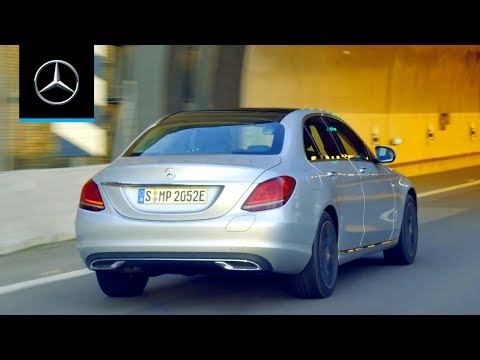 How To Use Tunnel Mode In The Mercedes-Benz C-Class (2019)