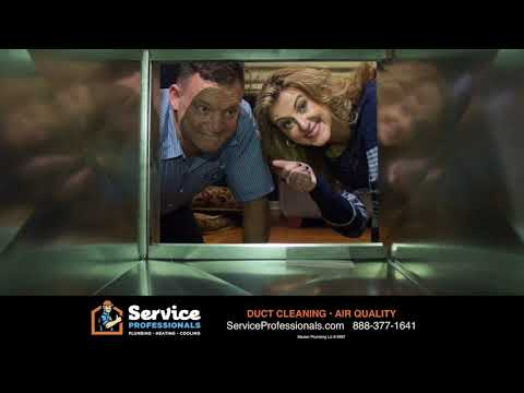 Duct Cleaning by Service Professionals in Union, NJ