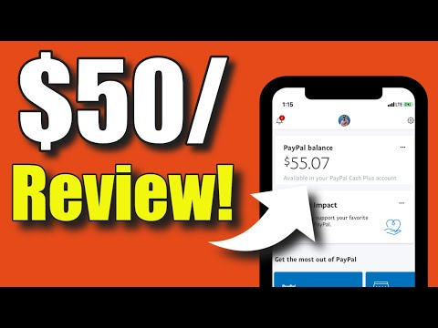$50 Per Hour! Get Paid to Review Products Online | (Make Money Online)