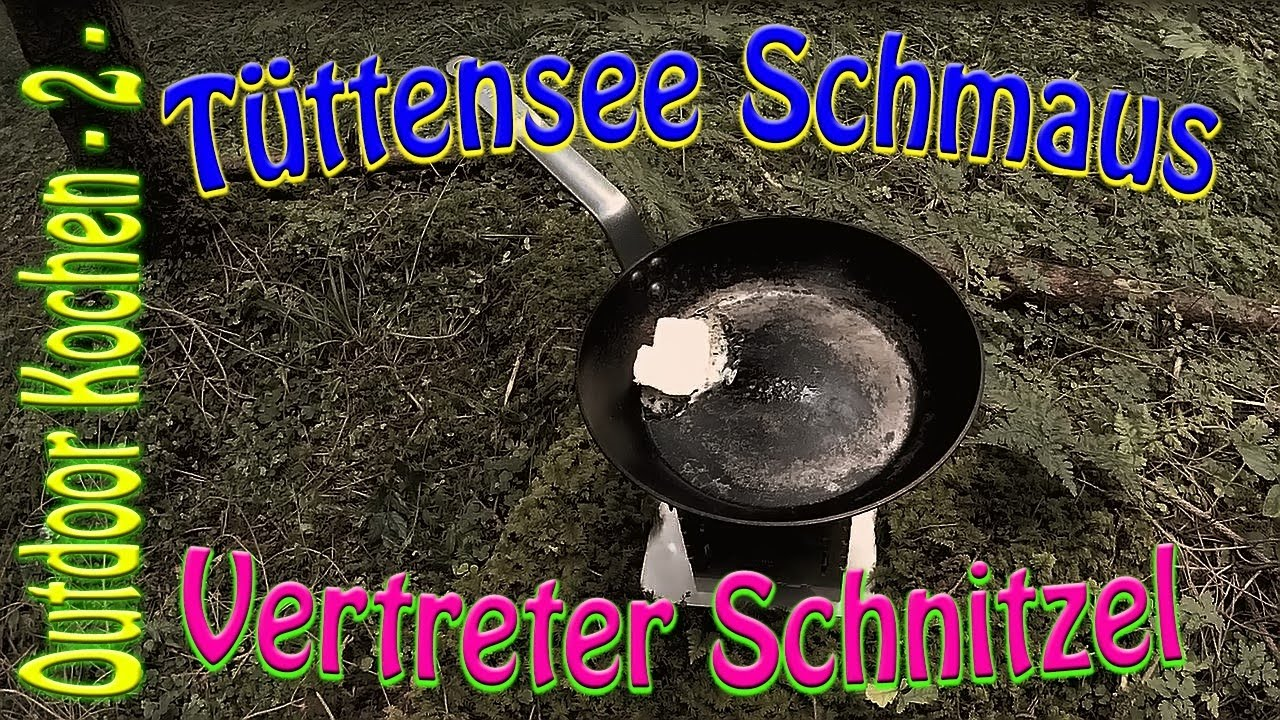 outdoor kochen 2 t ttensee schmaus vertreter schnitzel youtube. Black Bedroom Furniture Sets. Home Design Ideas