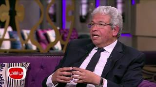 معكم مني الشاذلي | بالفيديو السبب وراء سفر د-عبد المنعم سعيد بعد ثورة يناير