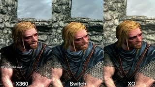 Skyrim на Nintendo Switch: обзор и сравнение