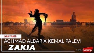 Achmad Albar Feat.Kemal Palevi - Zakia | Official Lyric Video