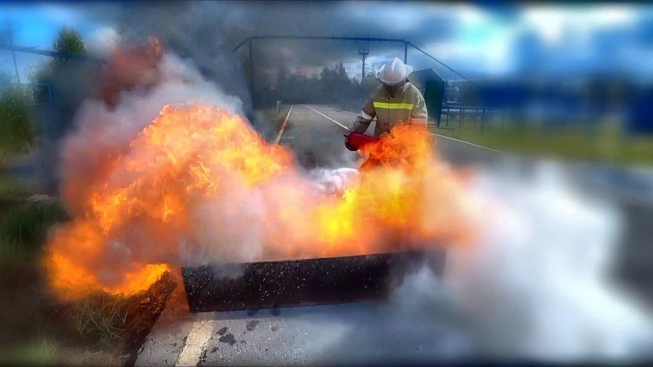Подготовка к ДПД( Добровольная Пожарная Дружина)