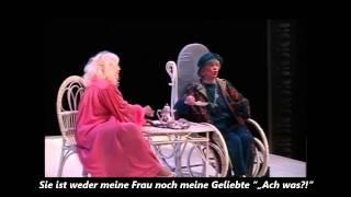 SPIELE DER GÖTTER Zweiter Akt Künstler und Publikum