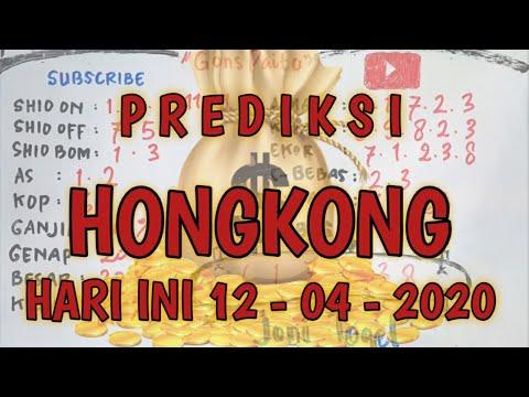 Prediksi angka jitu hk hari ini 12 april 2020 siap jp
