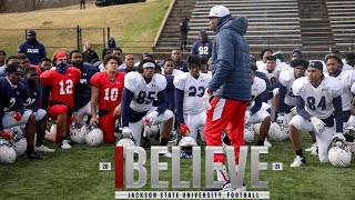 "Deion Sanders Has Started a ""MINDSET SHIFT"" at Jackson State 