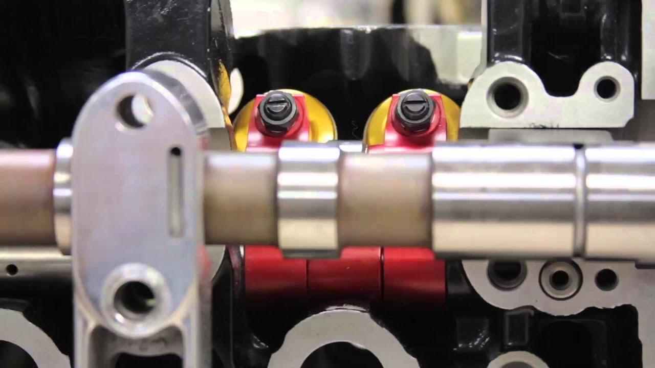 Ferrea Acura Honda Roller Rocker System Youtube