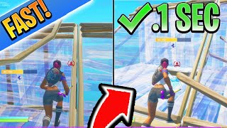 3 HIGHGROUND RETAKES TO BUILD FASTER IN FORTNITE! Fortnite Building Tips! (Ps4/Xbox Building Tips)