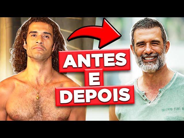 O ANTES E DEPOIS DOS GALÃS DA GLOBO feat. GALÃS FEIOS | Diva Depressão