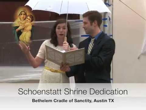 La Dedicación de Schoenstatt pt. 1