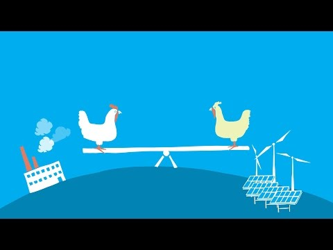 Carbon Pricing, Explained With Chickens