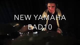 Yamaha's New EAD10 Module Test @ Yamaha Factory | Euan Leslie Drums