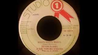 DEVON RUSSELL & THE YORUBA SINGERS - Roots Natty Roots [1982]