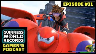 Kingdom Hearts 3, Resident Evil 2 and Wargroove - GWR Gamer's Podcast Episode 11
