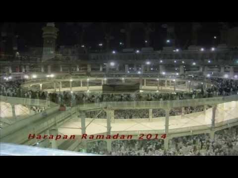 Harapan Ramadan dengan lirik