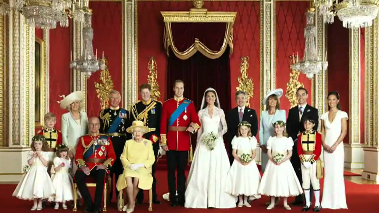 Official Royal Wedding Pictures.Official Royal Wedding Photos Released