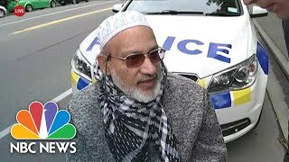 Witnesses Describe Chaotic Scene At New Zealand Mosque Shooting | NBC News