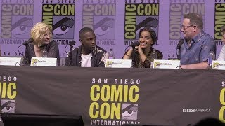 What It Means To Be In Doctor Who | San Diego Comic-Con 2018 | BBC America