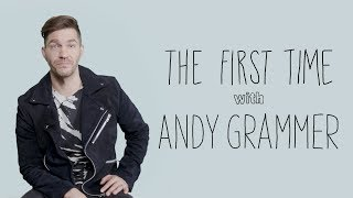 The First Time with Andy Grammer | Rolling Stone
