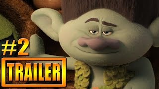 Trolls Trailer 2 - Justin Timberlake, Anna Kendrick