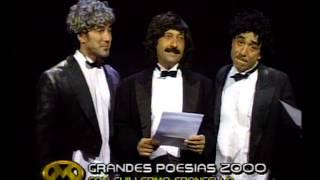 Poesías 2000, Con Guillermo Francella - Videomatch