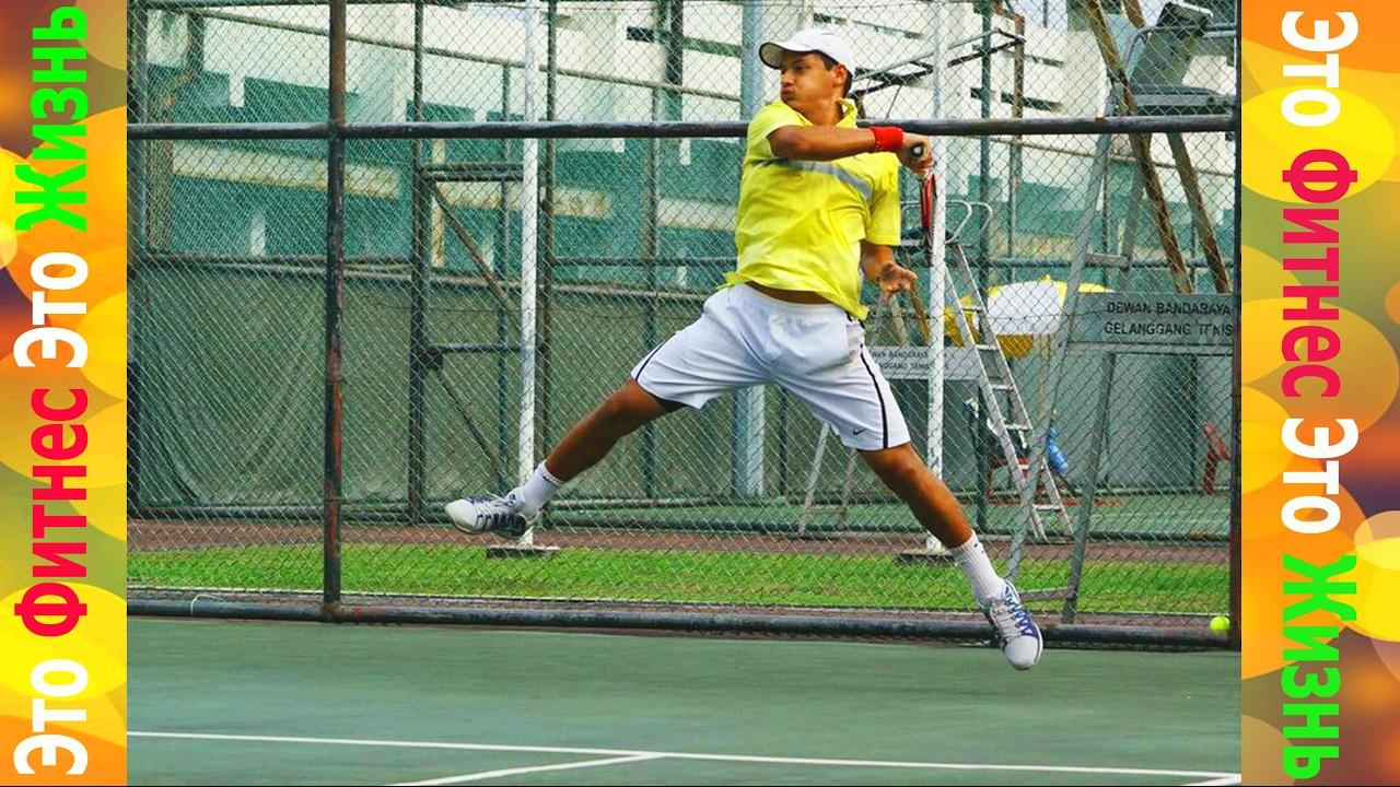 5 Точек для Победы Геометрия корта ТАКТИКА ОДИНОЧНОЙ ИГРЫ - tennis court geometry ТРЕНЕР по ТЕННИСУ