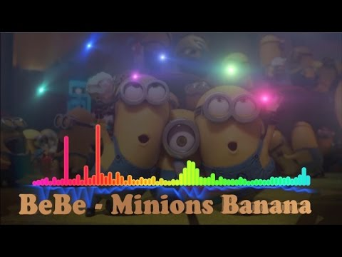 Minions banana remix dance electro house music youtube for Remix house music